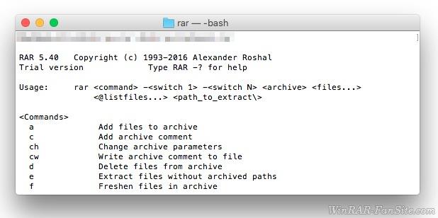 Скачать WinRAR (ВинРАР) Для Mac OS